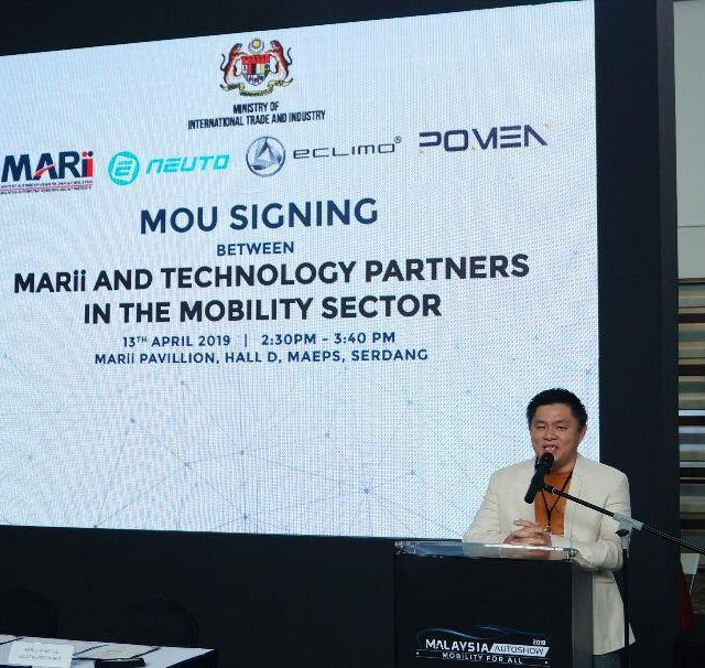 Eclimo Sdn Bhd Partners with MARii